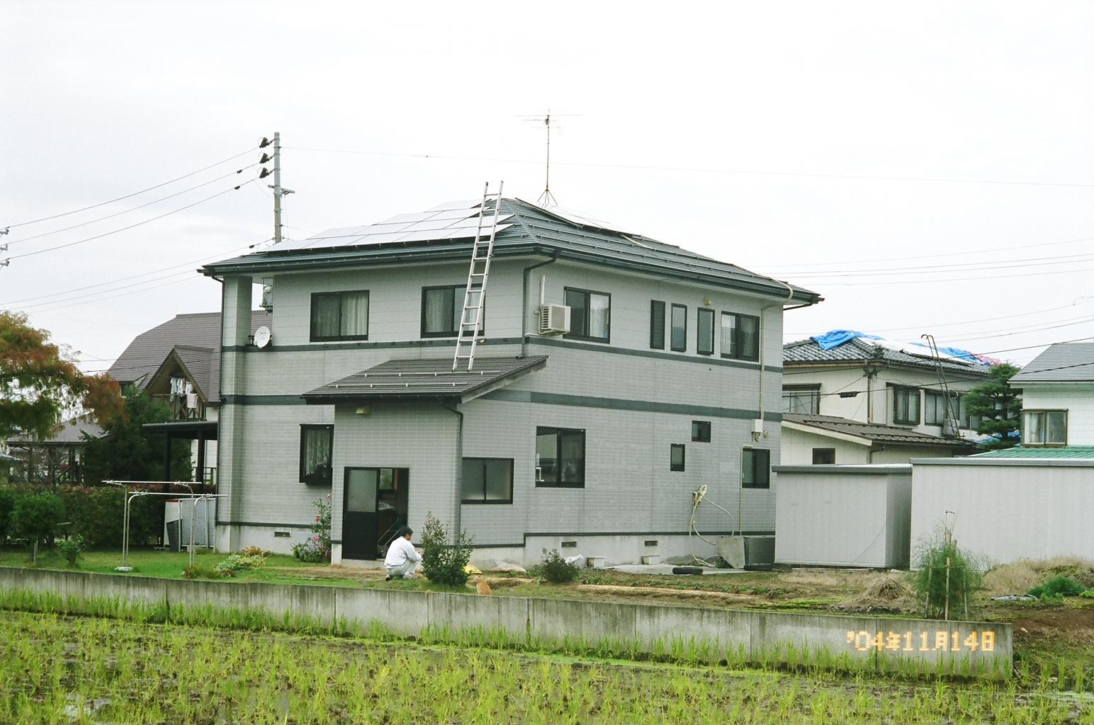 《事例その2》(長岡市Y町、木造築八年)